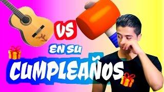 Video Destruyo la guitarra de Carlos Panela | Palomitas Flow Vlogs download MP3, 3GP, MP4, WEBM, AVI, FLV November 2017