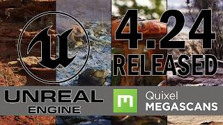 Unreal Engine 424 Released
