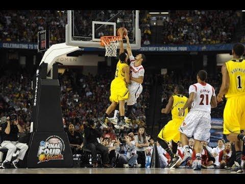 2013 NCAA Tournament Championship #4 Michigan vs. #1 Louisville