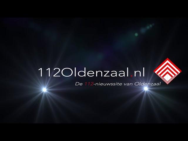 Gevaarlijke situatie door lekkende veegmachine in Oldenzaal
