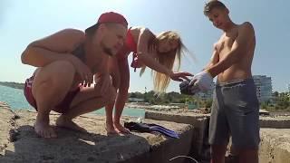 Vlog# Как добыть морепродукты. Лайфхак. (Бюджетный бодибилдинг)