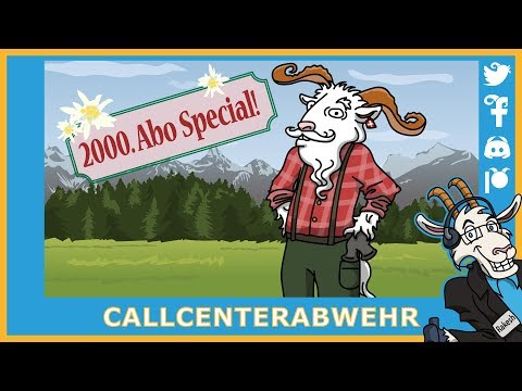[Das 2000. Abo Special] Gellert Grindelwald vs.  betrügerisches Callcenter