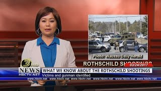 3 HMONG NEWS: Victims and gunman identified in Rothschild shooting spree.