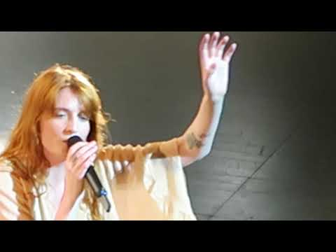Florence and the machine new tour Sky Full of Song live concert BAM Brooklyn  Florence + the machine