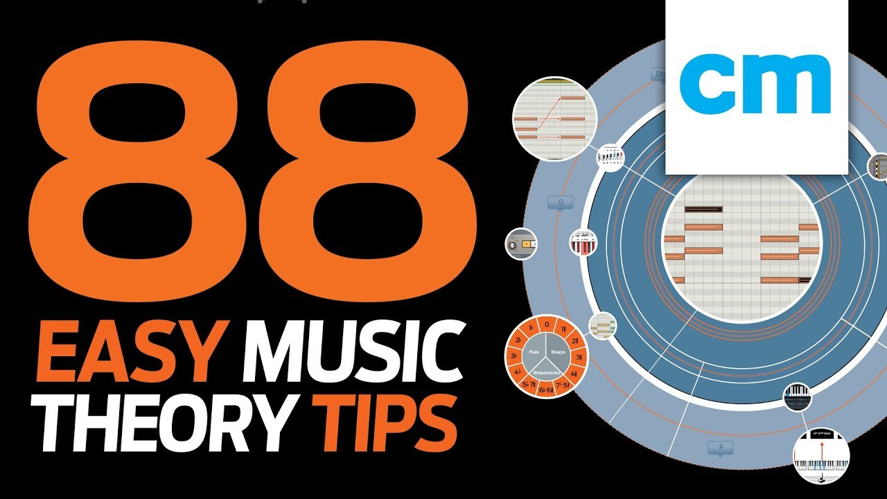 88 EASY MUSIC THEORY TIPS – Computer Music issue 269 is out