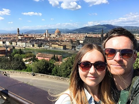 Tuscany - our adventures in Arezzo & Florence | Travel Vlog