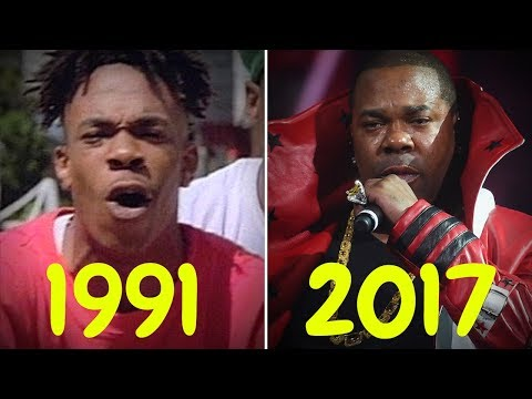 The Evolution of Busta Rhymes (1991 - 2017) - [Part 1 of 2]
