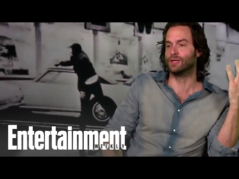 Chris D'Elia Takes Our Pop Culture Personality Test | Entertainment Weekly