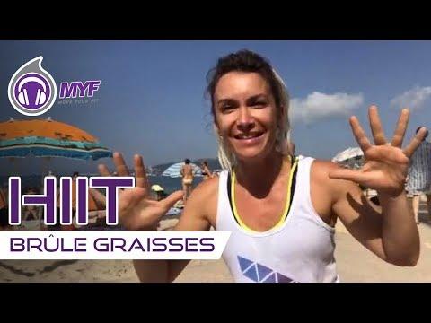 HIIT EN LIVE  - Brule Graisses - Jessica Mellet
