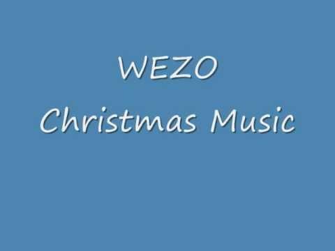 WEZO 101.3 Rochester NY  Christmas Music