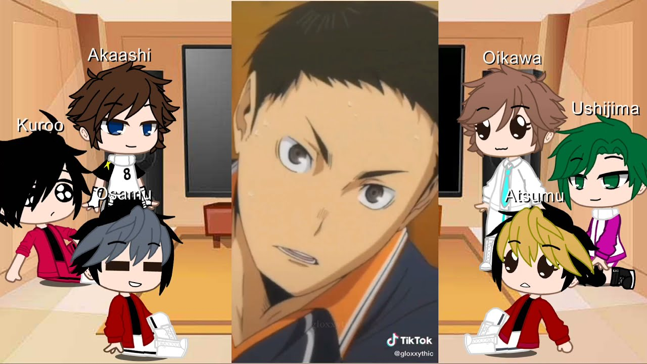 Download || Past react to future || part 4 || Karasuno vs Aoba Johsai ||