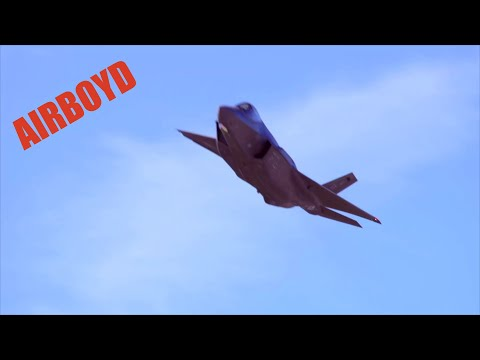 First Air National Guard F-35s Arrive In Burlington Vermont