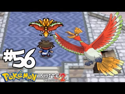 how to get ho oh in pokemon white 2