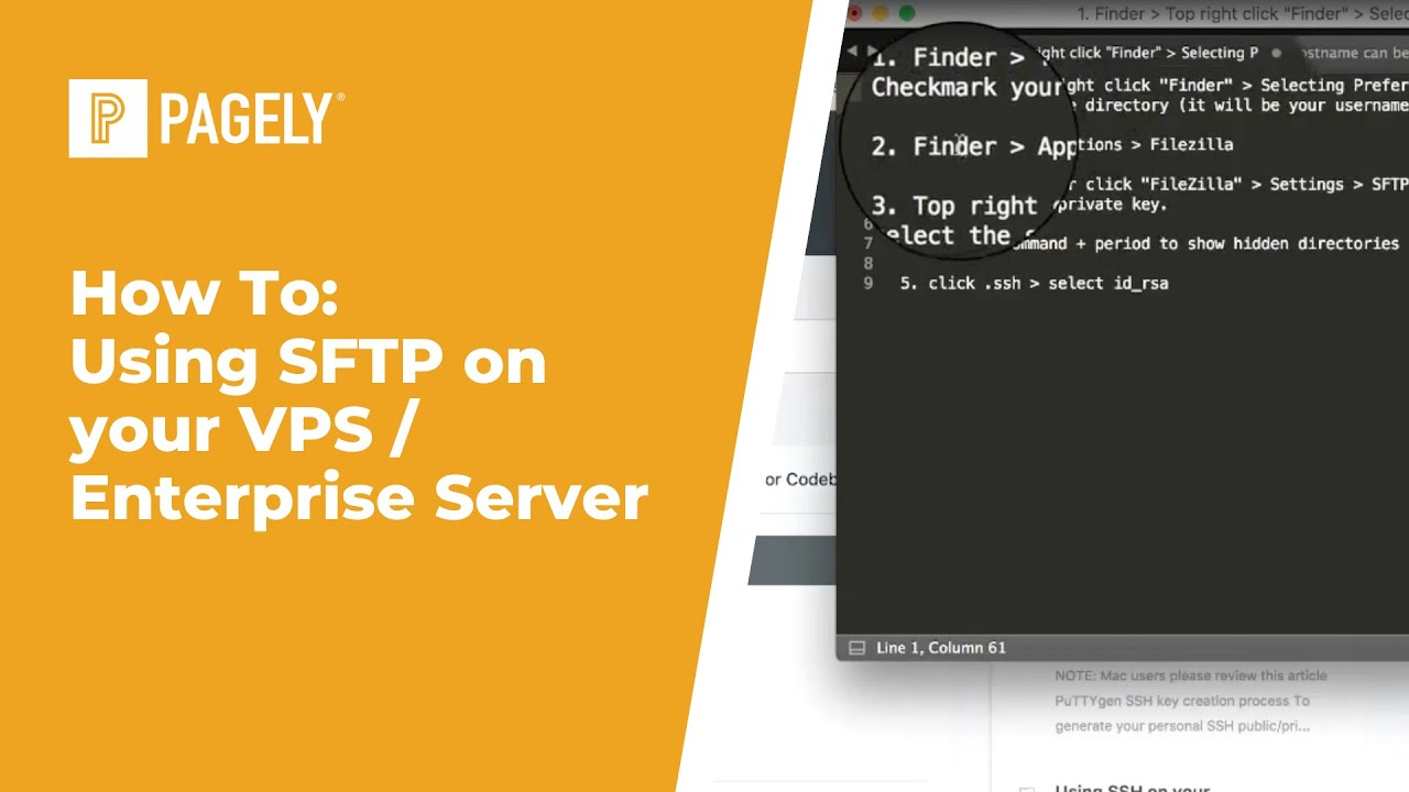 Using SFTP With Pagely – [Pagely® Support]
