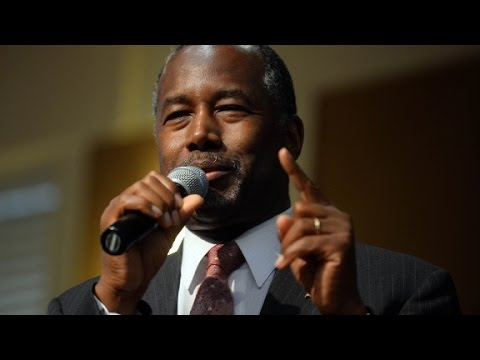 Carson on Trump at the debate: There's a learning curve