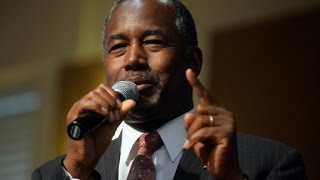 Carson on Trump at the debate: Theres a learning curve