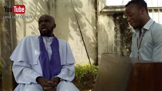 Chief Imo Comedy || Chief Imo the parish  priest Confession Part 2