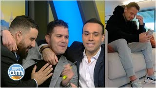 ÁLVARO y ADAL llevan a Sergio al borde de las lágrimas; CHICHARITO se despidió de Europa | ESPN AM