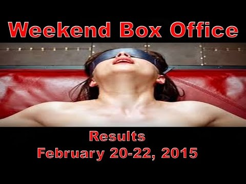 Weekend Box Office results February 20-22, 2015