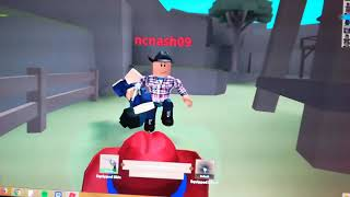WTF is happening - DarkDan 227 plays wild revolvers on roblox