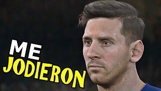 LA SUPER REVANCHA - BARCELONA VS REAL MADRID - PES 2017 (Pro Evolution Soccer) Videos De Risa