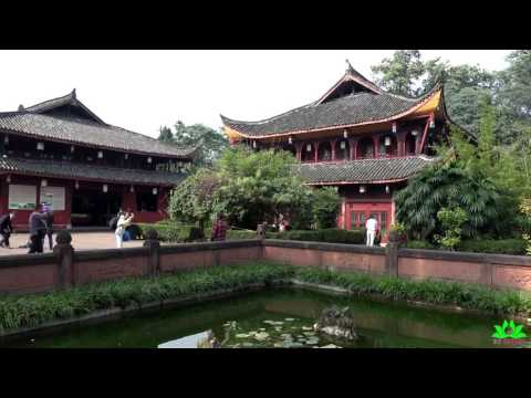 Emei Shan Sacred Mountain,