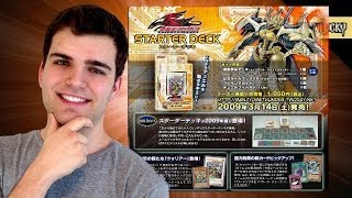 Best Yugioh 5ds Starter Deck Road Warrior Opening and Review! X Sabers!