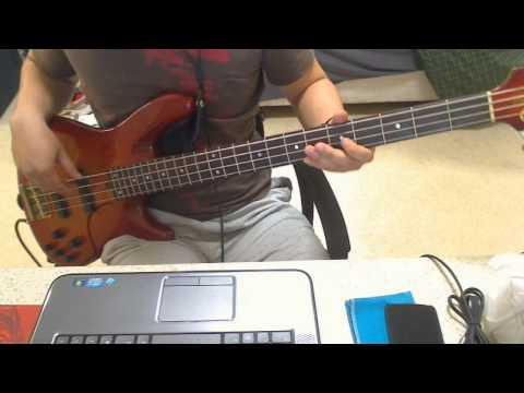 Tokyo Jihen - Killer Tune (Bass practice)