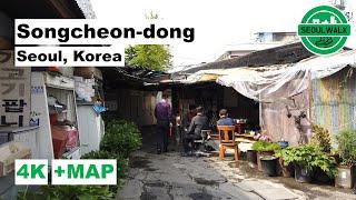 강북구 송천동, Songcheon-dong in Seo…