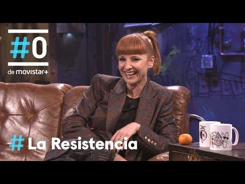 LA RESISTENCIA - Entrevista a Najwa Nimri | #LaResistencia 10.05.2018