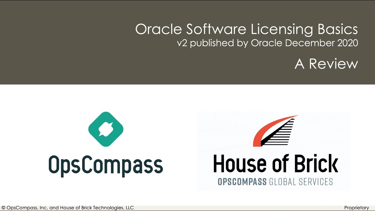 Download False Statements in Oracle Software Licensing Basics