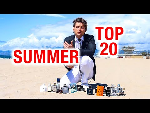 Top 20 Summer Fragrances For Men 2020