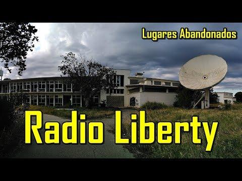 Radio Liberty   Lugares Abandonados © Olvidado y Decadente