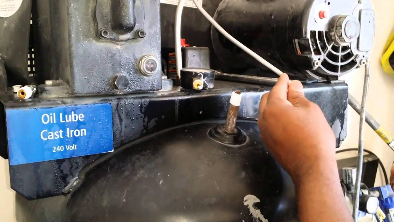 Husky Air Compressor Regulator Wiring Diagram How To Replace Air Compressor Pressure Switch 60 Gallon