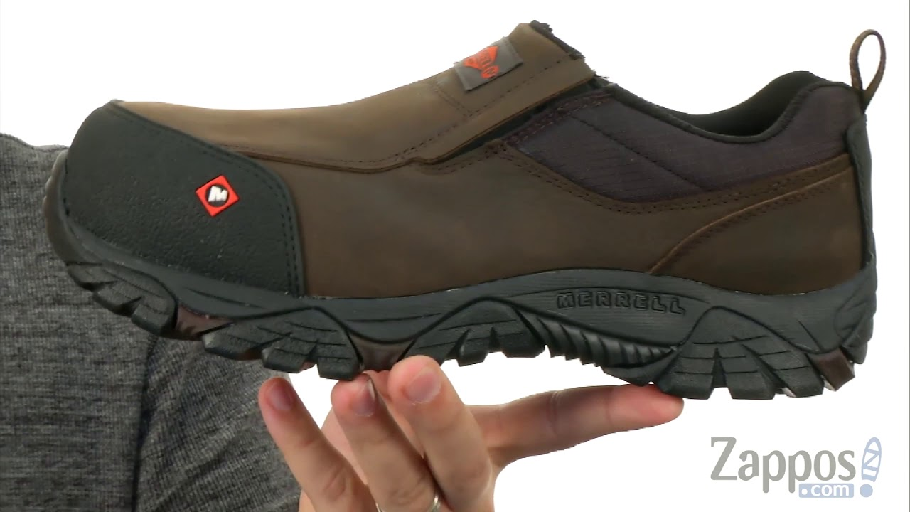 replicas high fashion top-rated newest Merrell Work Moab Rover Moc CT SKU: 8990320