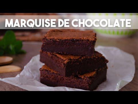 MARQUISE DE CHOCOLATE   MATIAS CHAVERO