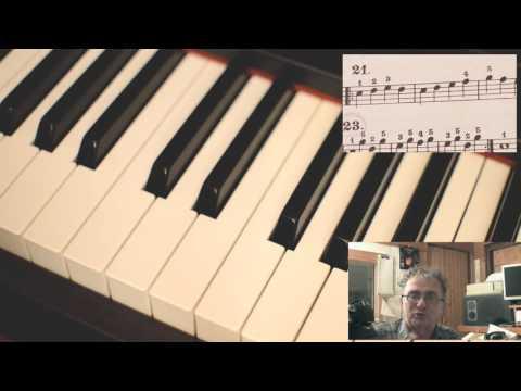 [3] Lezioni di Pianoforte - Beyer - Mano Sinistra