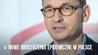Koronawirus w Polsce. Nowe obostrzenia epidemiczne: CMENTARZE BĘDĄ ZAMKNIĘTE!