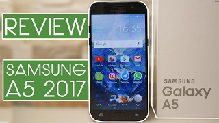 Samsung Galaxy A5 2017, el smartphone de gama media sumergible | Review