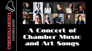 CyberCollab 2021| A Concert of Chamber Music and Art Songs | CollaborativePianists