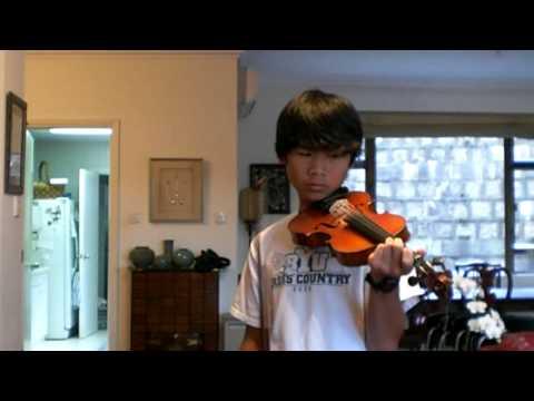 Yellowcard - Breathing Violin Cover