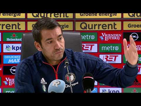 Persconferentie Giovanni van Bronckhorst | PEC Zwolle - Feyenoord