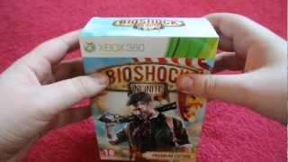 Bioshock Infinite Premium Edition Unboxing