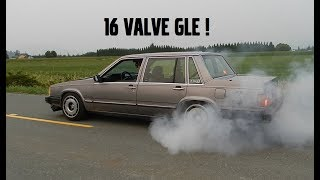 rARE VOLVO 740 GLE 16 VALVE REVIEW !