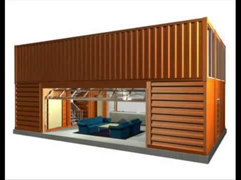 Cheapest house ever shipping container home how much for Cheapest way to build a building
