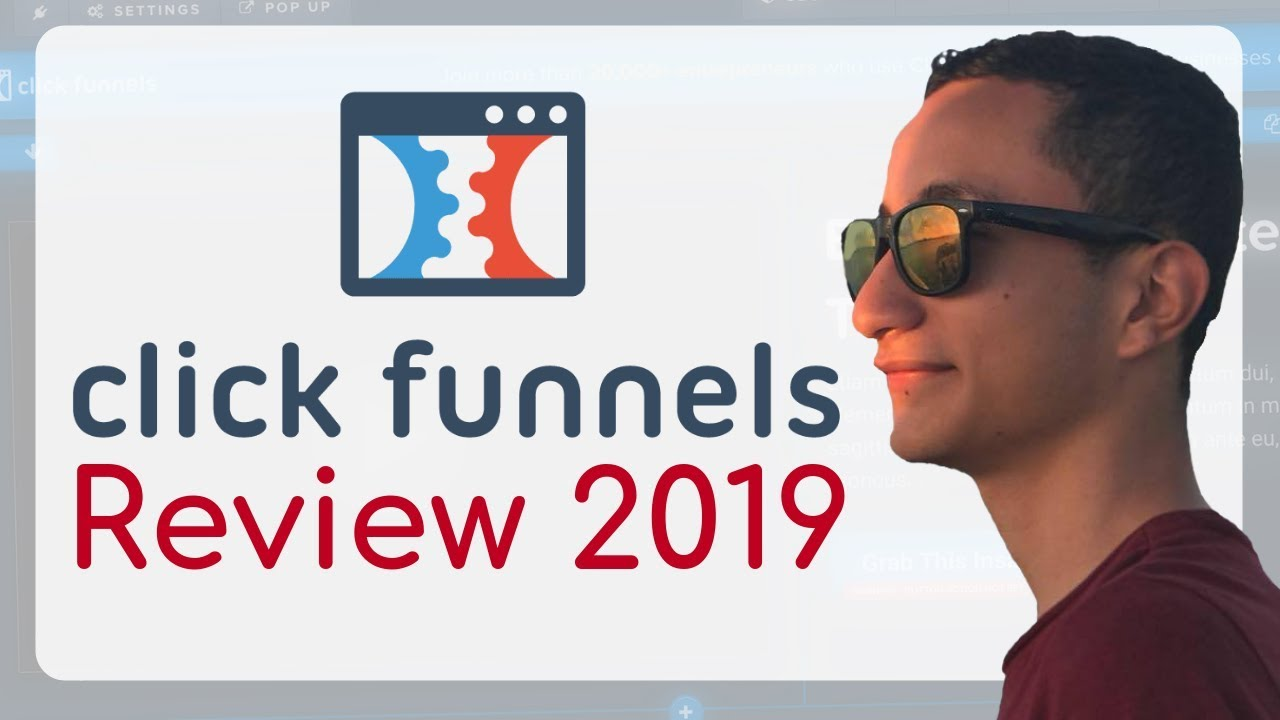 ClickFunnels Review And Demo 2019