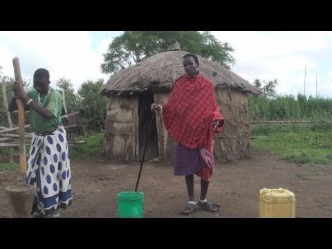 Maasai Village (Boma) - Tanzania