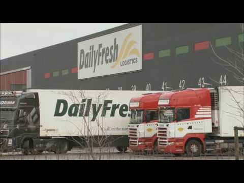DailyFresh Logistics - Chain control in fresh produce