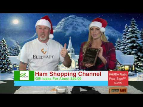 Ham Gifts for under $50 | Xmas Gift Guide  - K6UDA Radio Episode 36