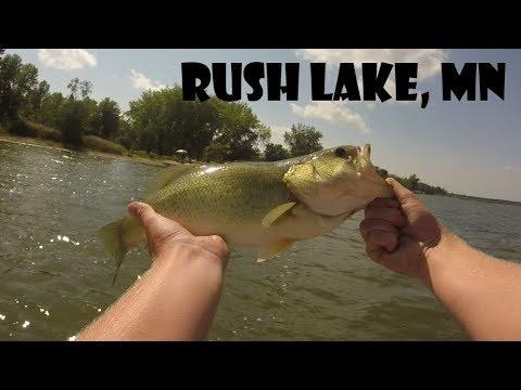 Rush Lake, MN (August 30th, 2017)